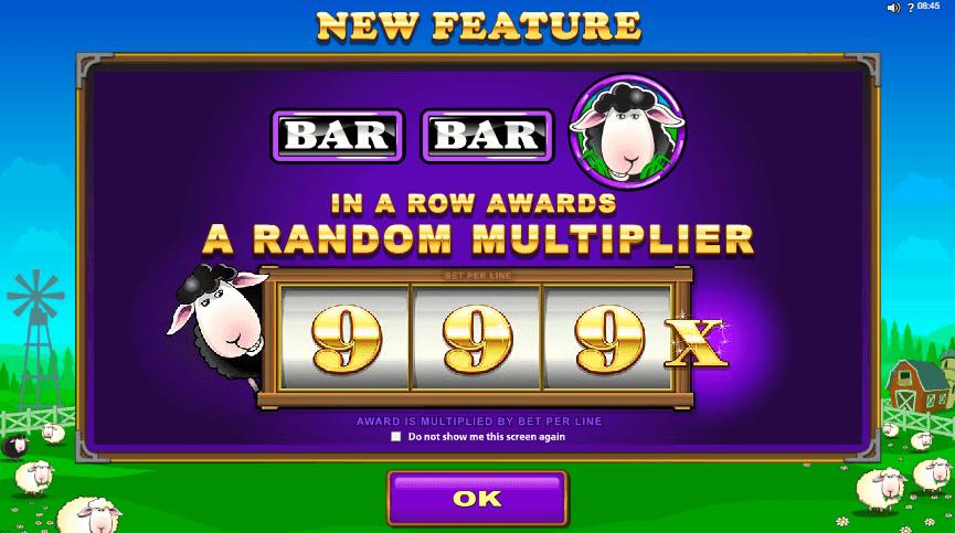 สล็อตออนไลน์ Bar Bar Blacksheep
