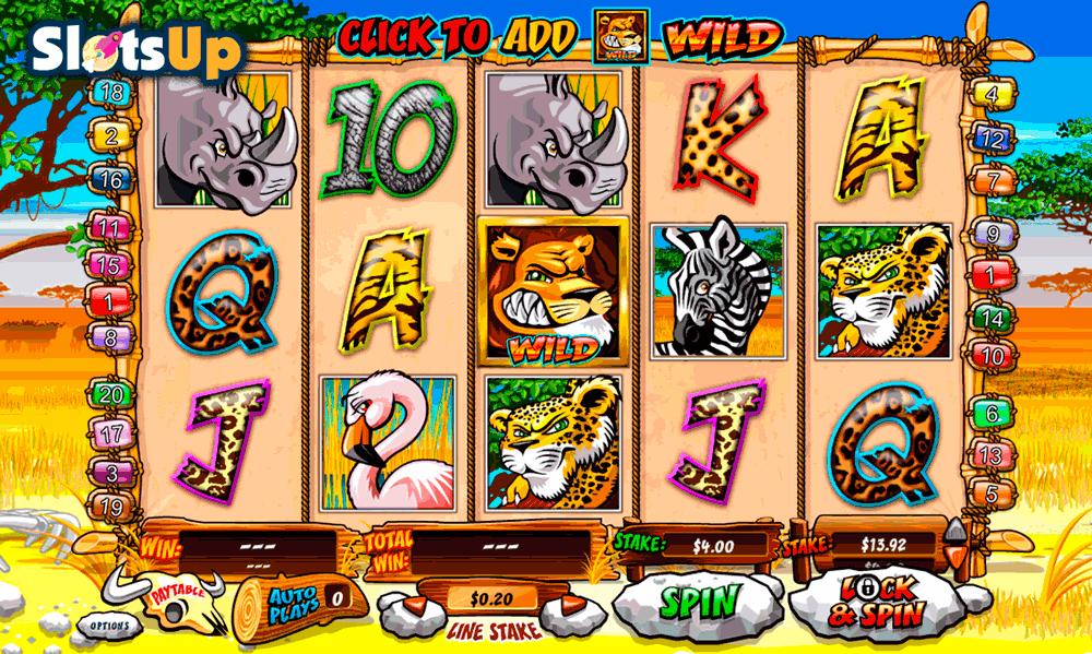 สล็อตออนไลน์ Wild Gambler