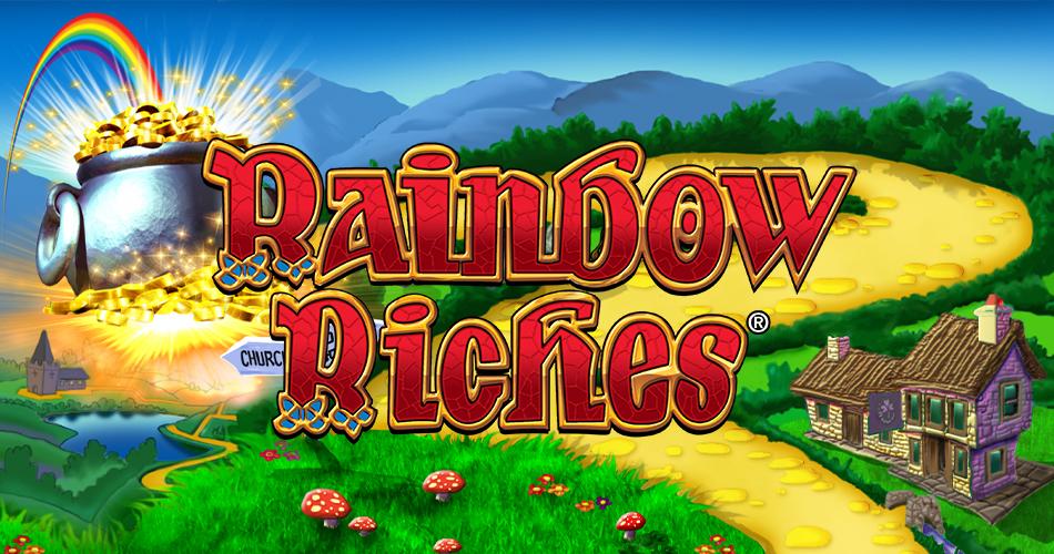 สล็อตออนไลน์ Rainbow Riches