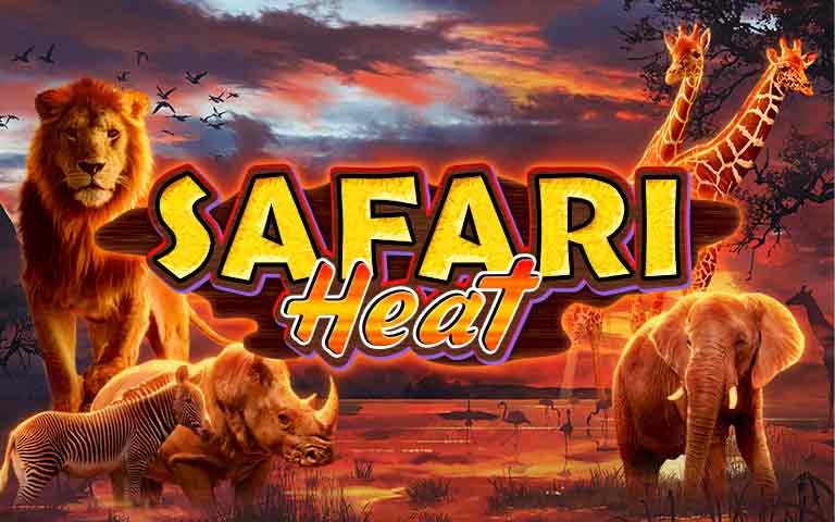 สล็อตออนไลน์ Safari Heat