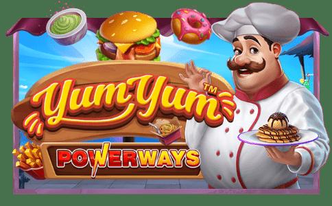 สล็อตออนไลน์ Yum Yum Powerways